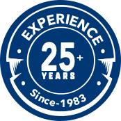 Experience 25 Year