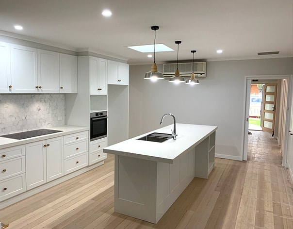 Service Kitchen Design